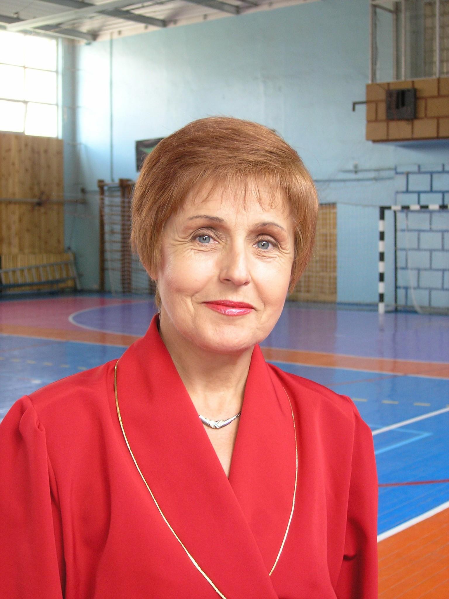 Тамара Александровна Горшанкова