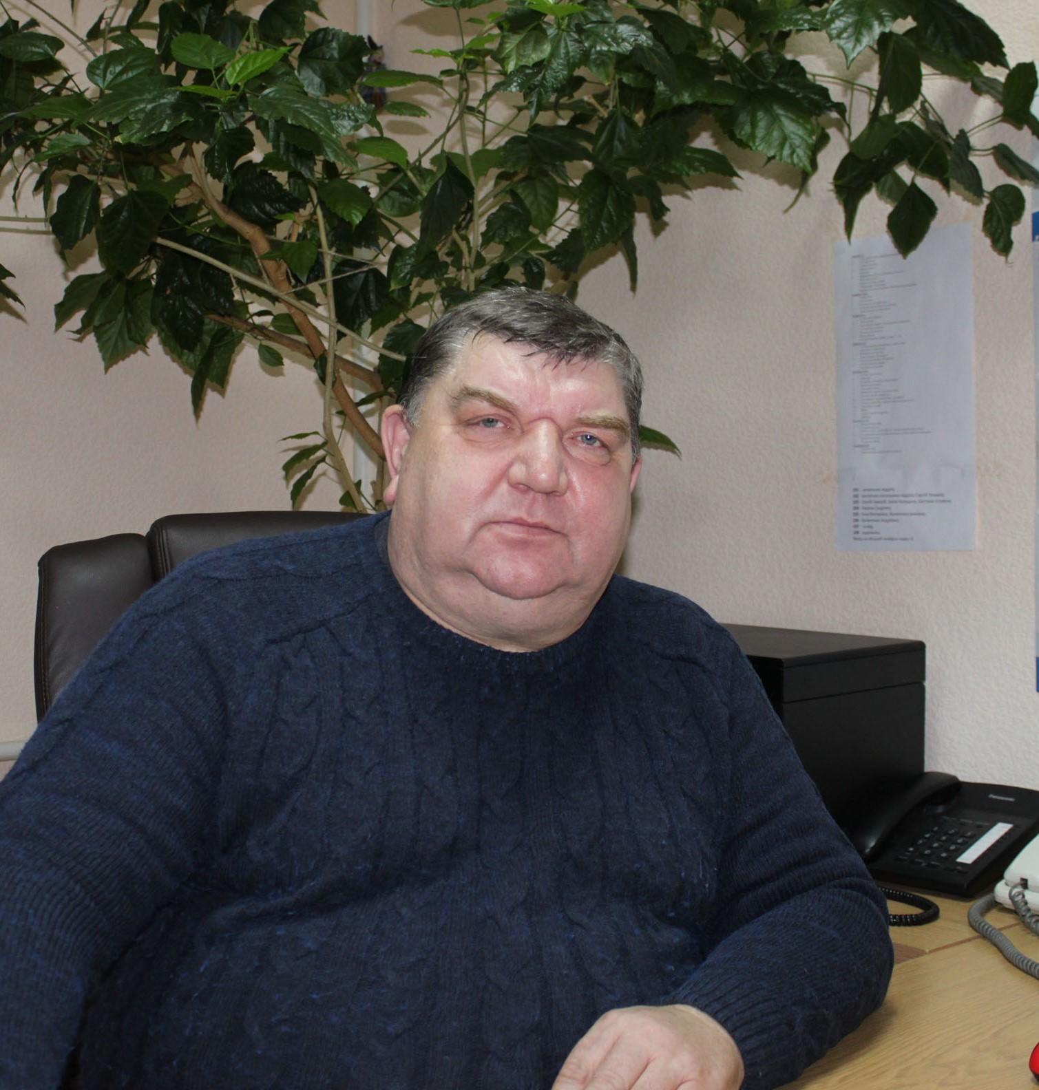 Григорій Пилипович Тернопольський