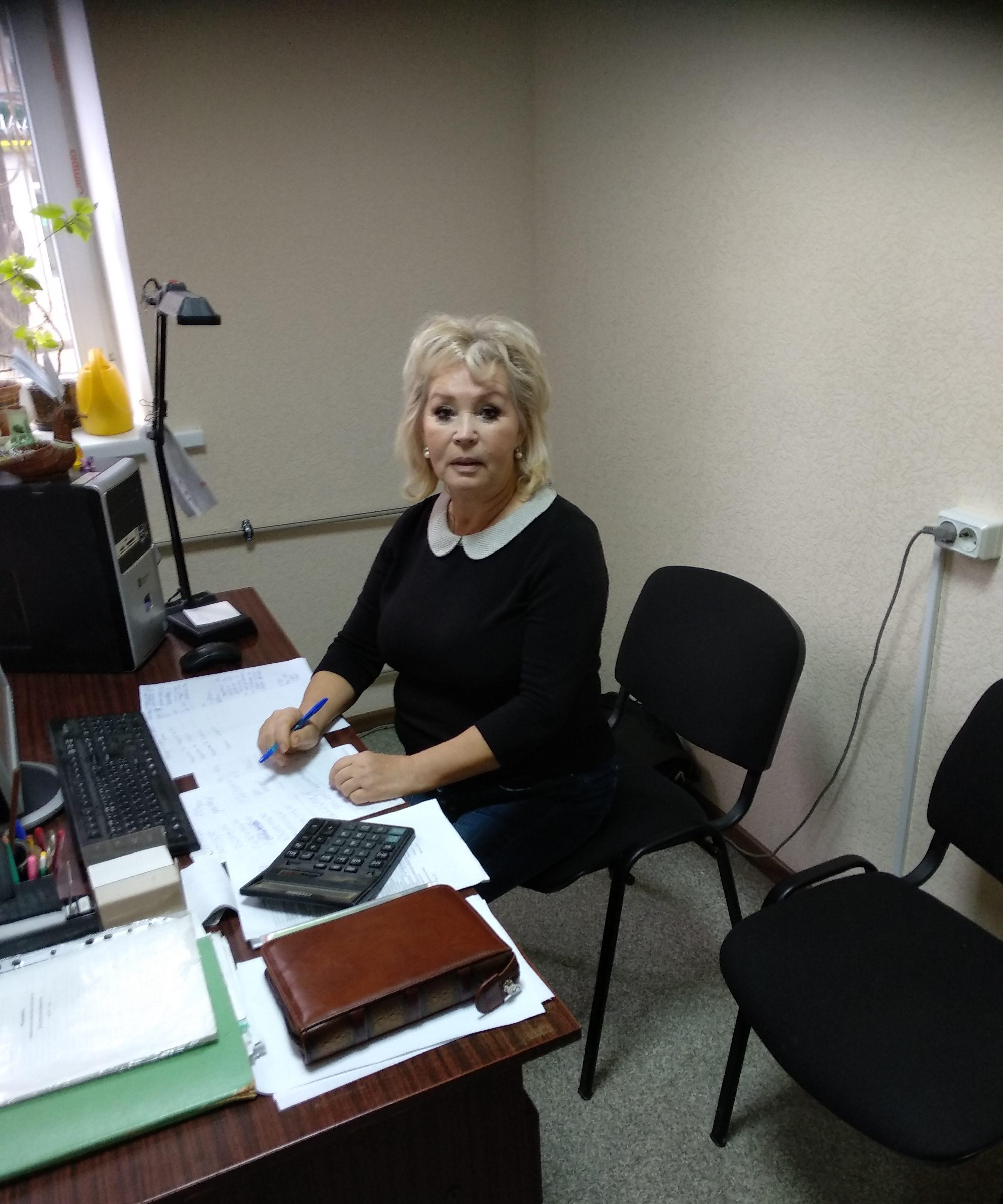 Мая Миколаївна Ломоносова