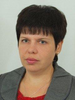 Наталя Сергіївна Кравець
