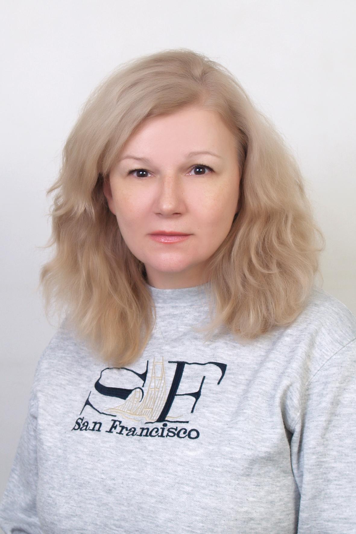 Олена Володимирівна Пономаренко