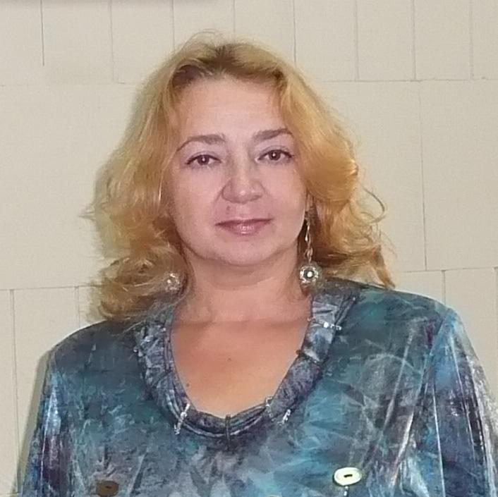 Людмила Алексеевна Тихоненко