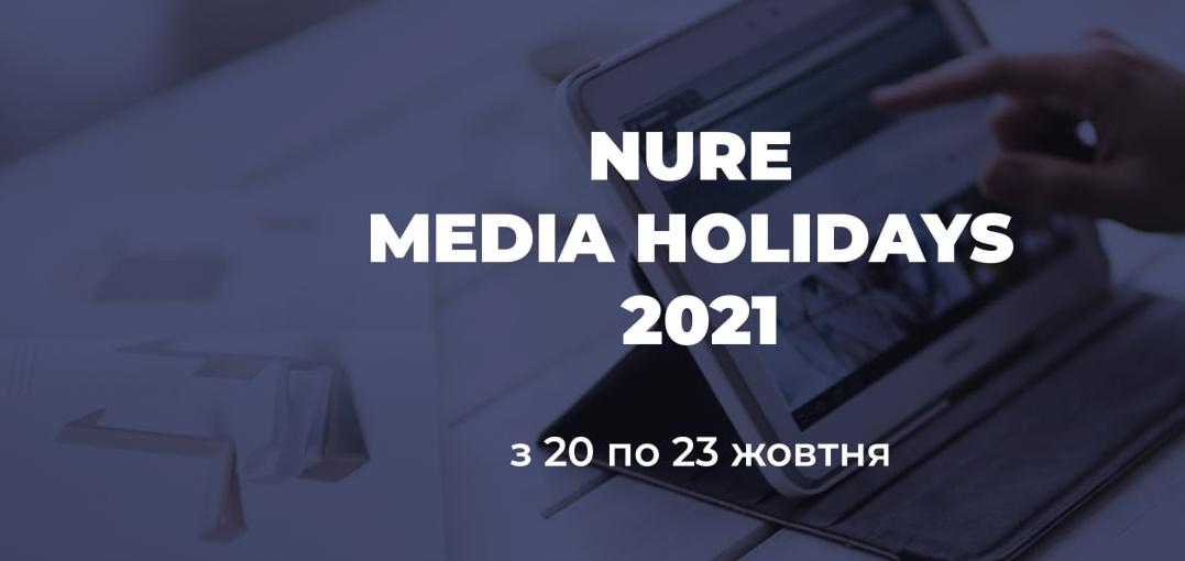 NURE Media Holidays