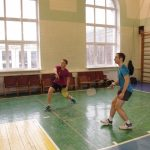 Sports Section «Badminton»