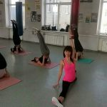 Sports section «Dance Aerobics»
