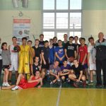 Sports section «Basketball»