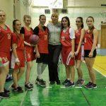 Спортивна секція «Баскетбол»