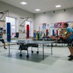 Sports Section «Table tennis»