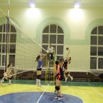 Sports Section «Volleyball»