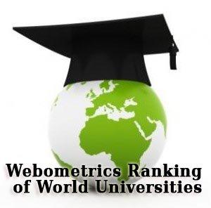 Webometrics Ranking of World's Universities опубликовал рейтинг университетов по уровню их присутствия в сети