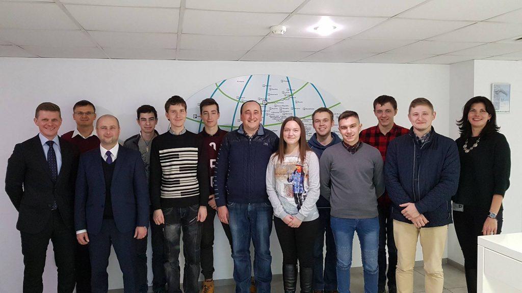 ХНУРЭ принял участие в «Техническом дни автоматизации»