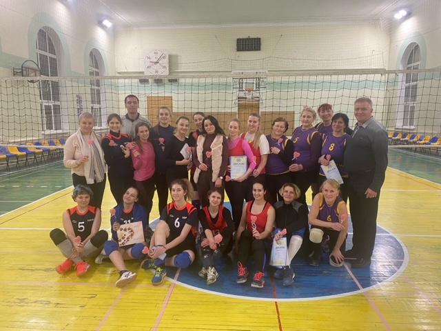 У ХНУРЕ відбувся турнір з волейболу