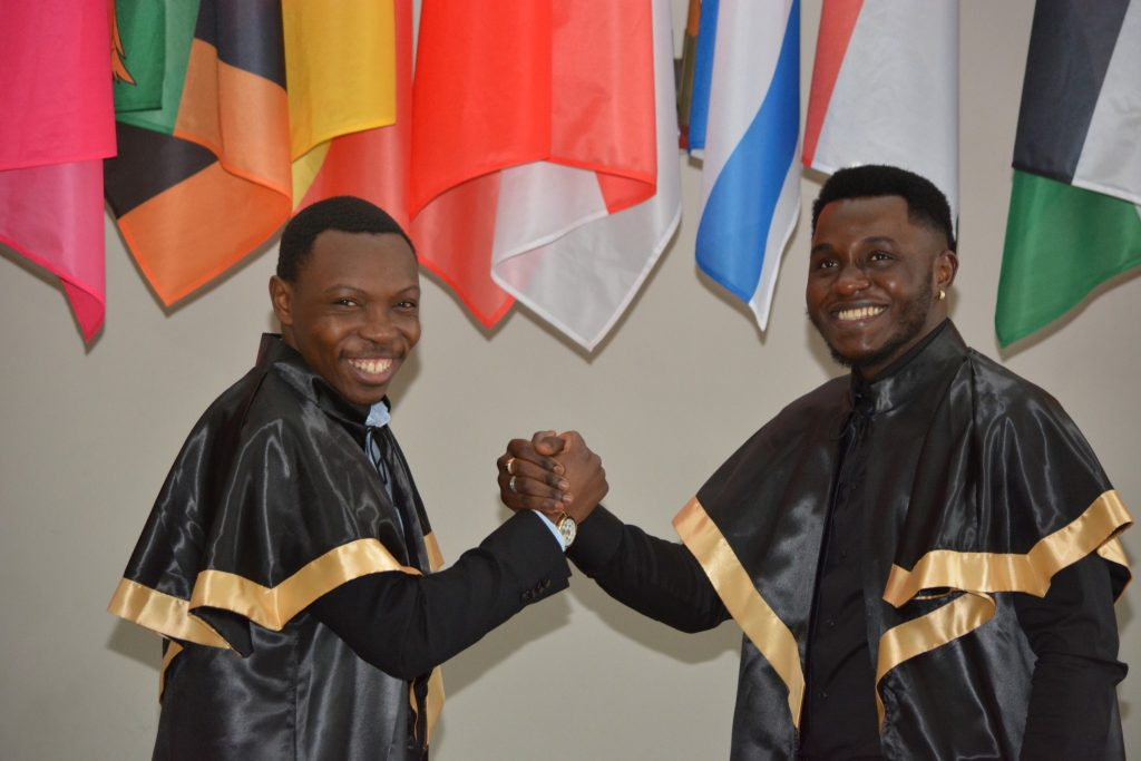 У ХНУРЕ відбулося урочисте вручення дипломів студентам-магістрам