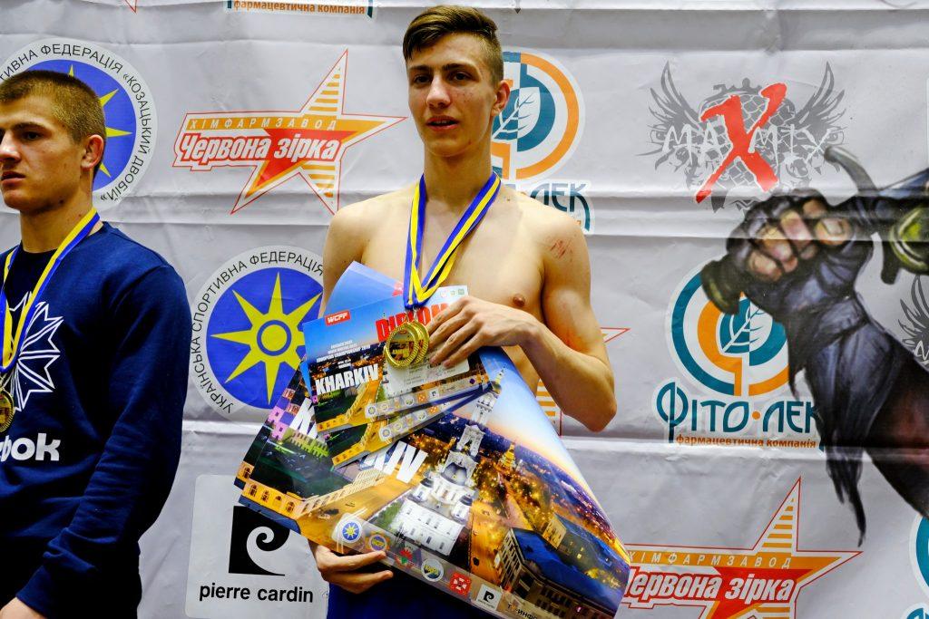 Студенты ХНУРЭ стали чемпионами Европы по казацкому двоеборью