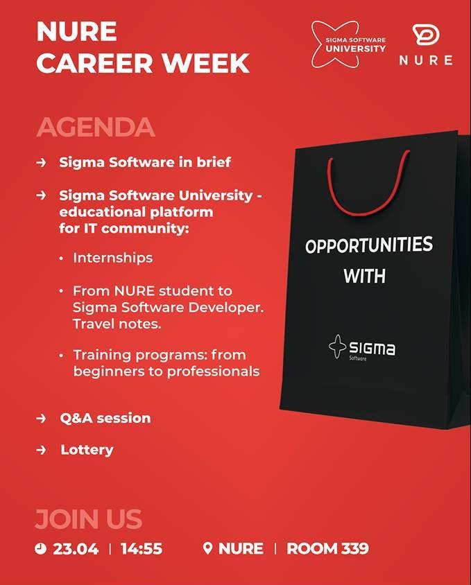 Презентація компанії Sigma Software