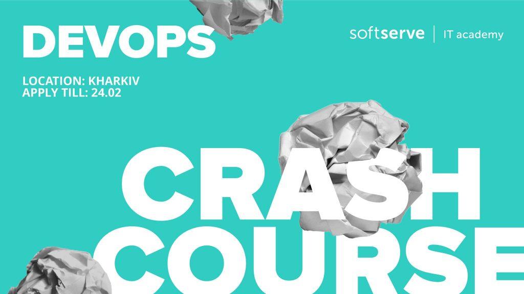 DevOps Crash Course від SoftServe IT Academy