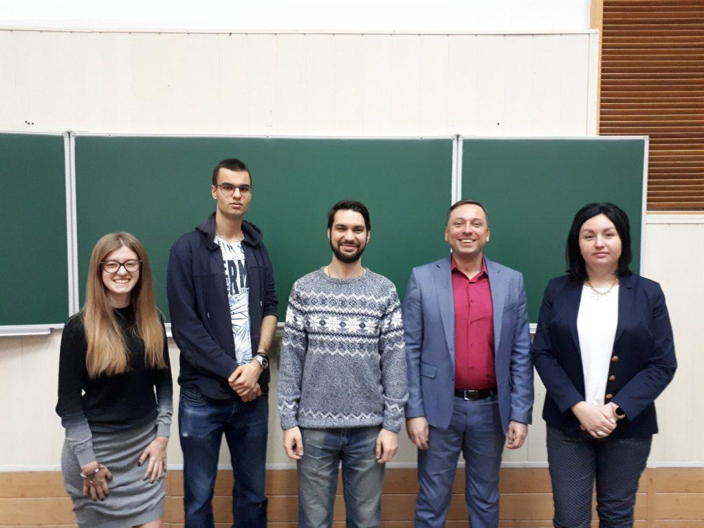 Відкрита лекція-семінар від компанії MobiDev