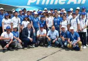 Студенти ХНУРЕ відвідали Міжнародний авіакосмічний салон Ле Бурже у Франції