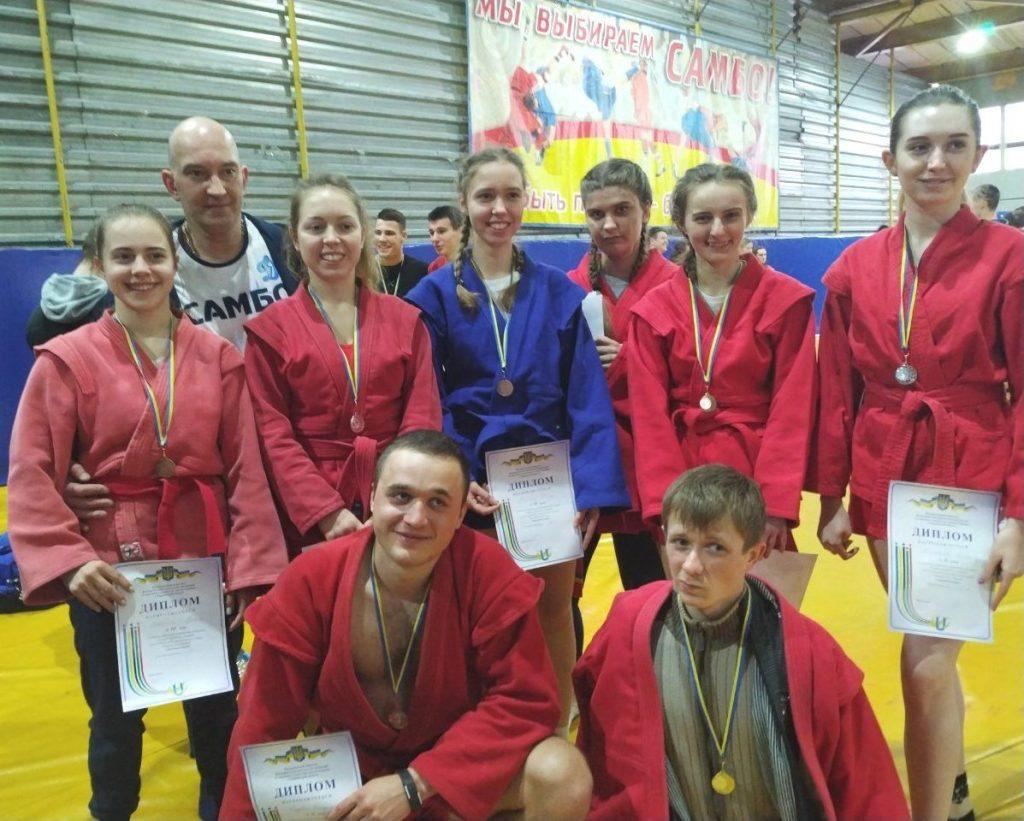 Студенты ХНУРЭ получили девять наград в областных соревнованиях