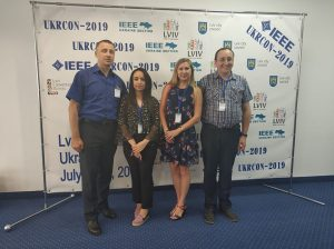 NURE took part in the International conference UKRCON-2019