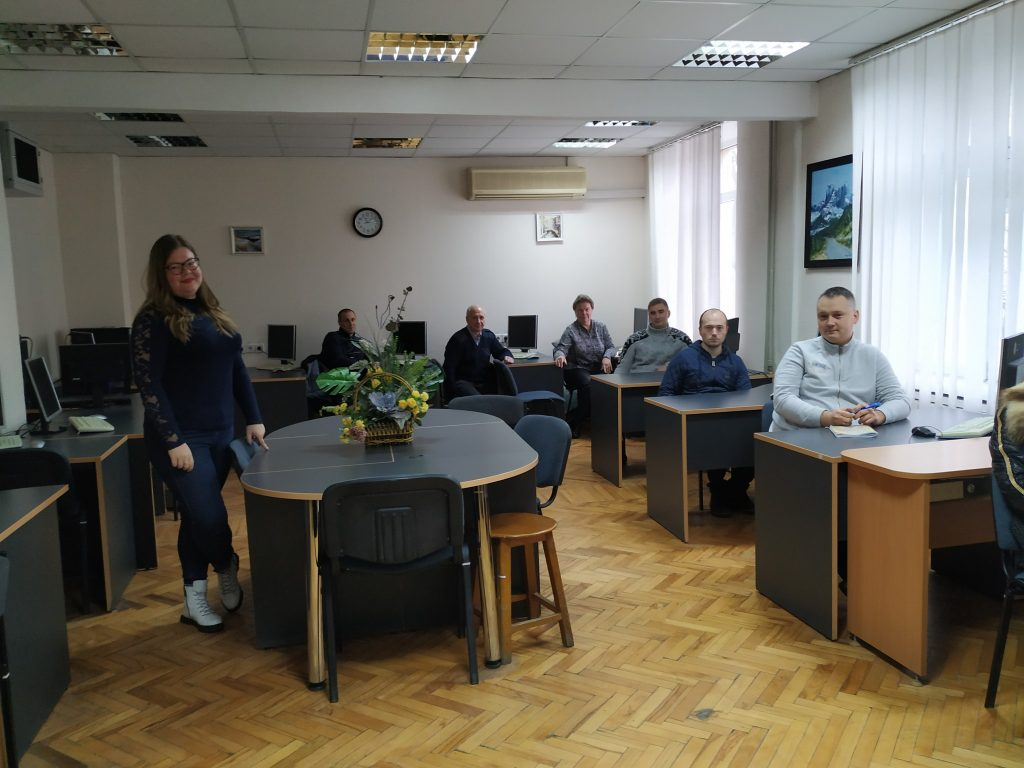NURE helps kharkivians to master a new speciality