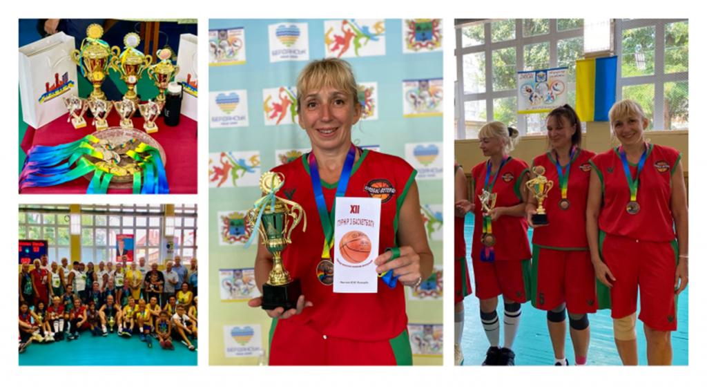 Спортсменка ХНУРЕ виборола бронзу у турнірі з баскетболу