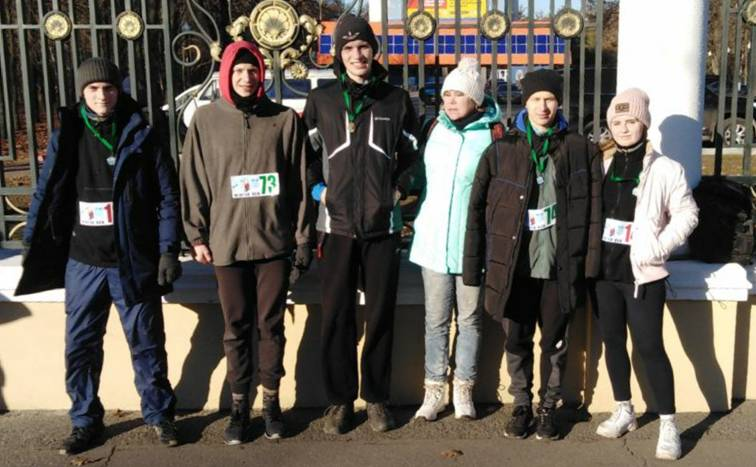 NURE students took part in the run