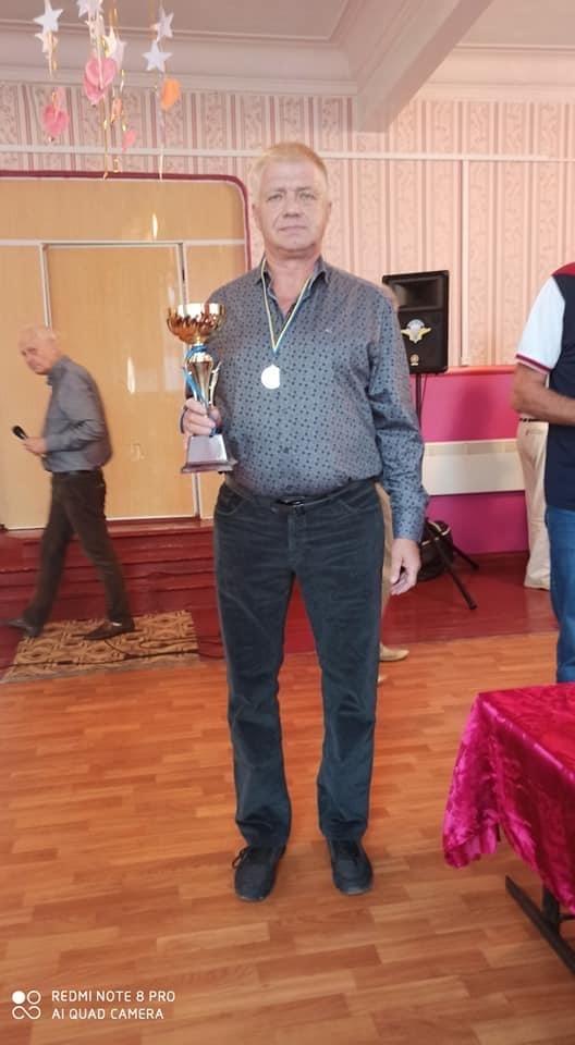 Представник ХНУРЕ в складі збірної взяв участь в турнірі з волейболу