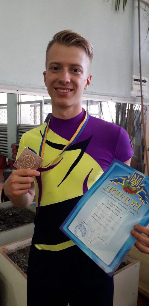 Студент ХНУРЕ став бронзовим призером чемпіонату України