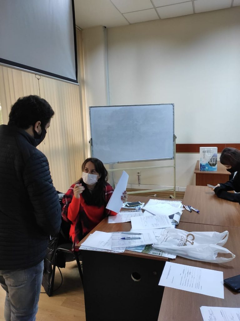 Students from Azerbaijan joined NURE
