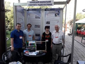 NURE takes part in the V International Specialized Exhibition in the city of Rivne