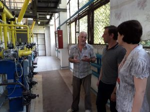 NURE plans to introduce an automated control system at boiler houses in the city of Rivne