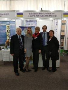 """ХНУРЕ отримав Гран-прі та почесне звання """"Лідер вищої освіти України"""""""