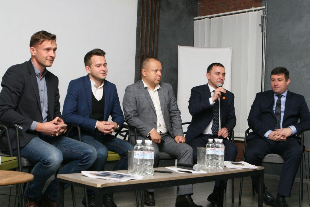 В ХНУРЭ проходит обсуждение стратегии развития интеллектуальной собственности