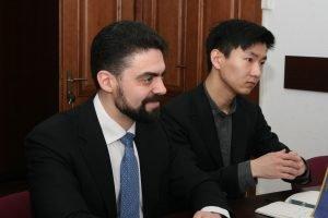 У ХНУРЕ відбулась зустріч із «Zhejiang Golden Egg Science and Technology»