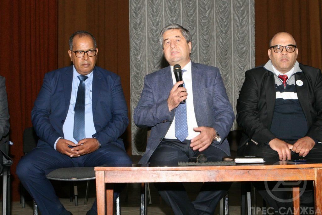 ХНУРЕ відвідали представники Асоціації випускників Королівства Марокко