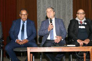 ХНУРЕ посетили представители Ассоциации выпускников Королевства Марокко