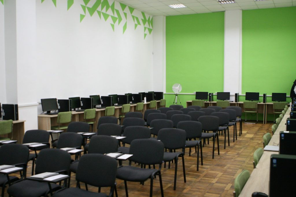 A training laboratory EPAM opened in NURE