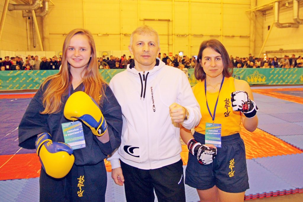 Students of NURE won the championship of Ukraine on Horting