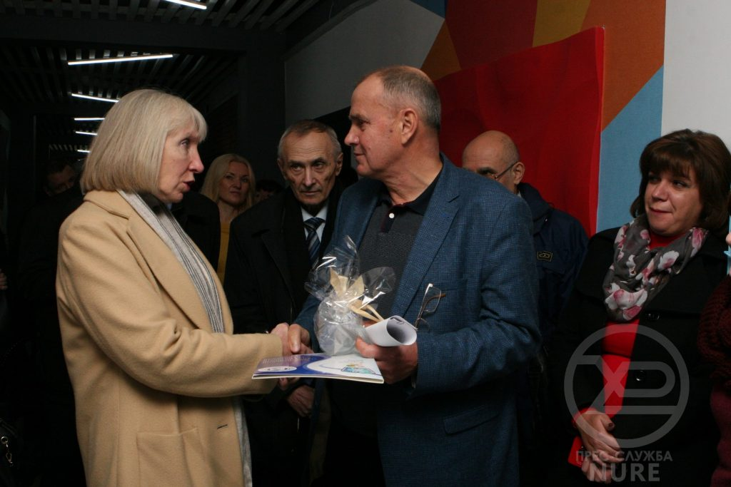 """NURE was visited by the delegation of KHU """"People's Ukrainian Academy"""""""