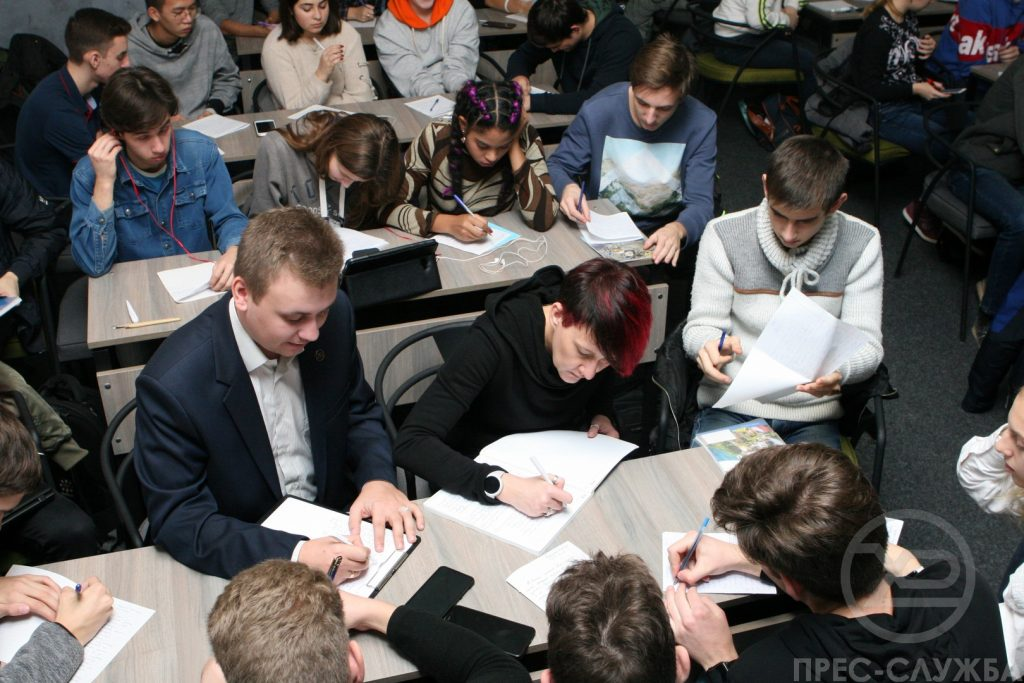 NURE joined the writing of the All-Ukrainian radio dictation