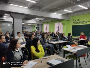 Студентка ХНУРЕ взяла участь у тренінгу для членів Галузевих експертних рад