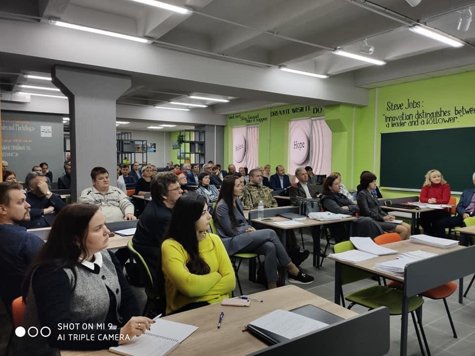 Студентка ХНУРЭ приняла участие в тренинге для членов отраслевых экспертных советов