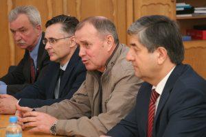 Electrolux та ХНУРЕ обговорили можливість відкриття Центру розробок на базі університета