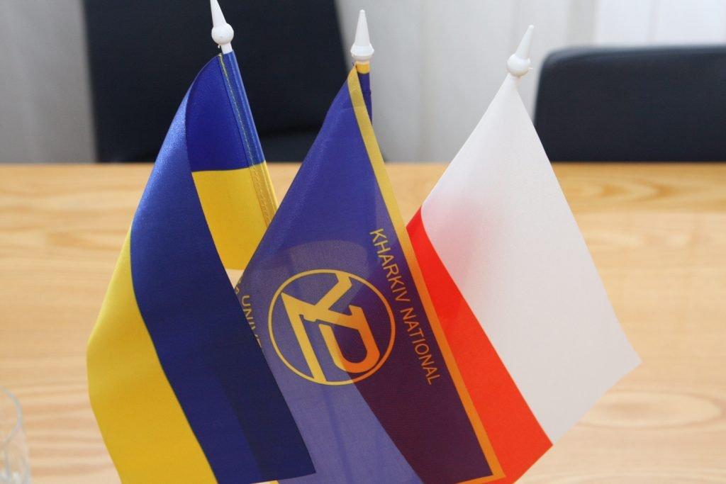 ХНУРЭ подписал соглашение о стажировке студентов в Польше