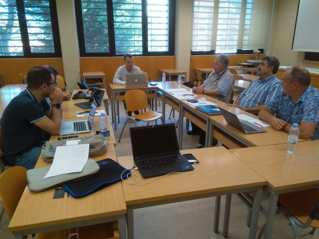 Алексей Турута принял участие в собрании рабочей группы в рамках проекта COST Action CA16101