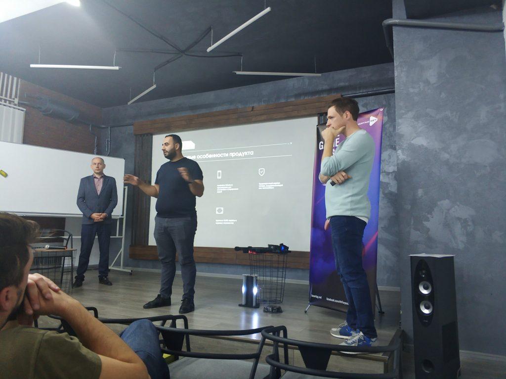 В ХНУРЭ состоялся Forpost Embedded TechTalk