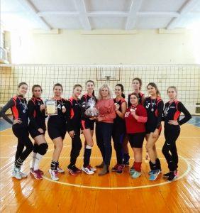 Студенты ХНУРЭ стали серебряными призерами Кубка по волейболу