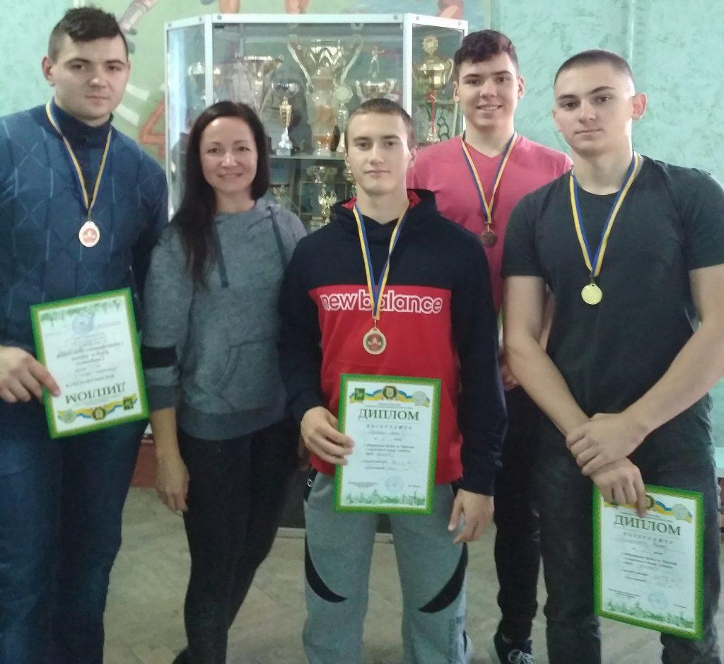 Студенты ХНУРЭ стали одними из лучших на Кубке Харькова по жиму лежа