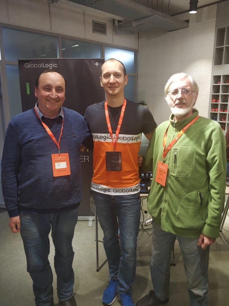 Співробітники ХНУРЕ відвідали Kharkiv Embedded Tech Talk #5